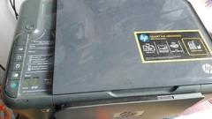 Drukarka HP K209g - uszkodzona